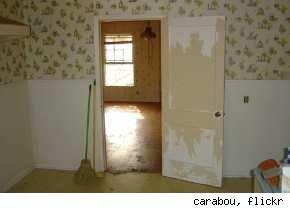 home improvements you can make before moving in