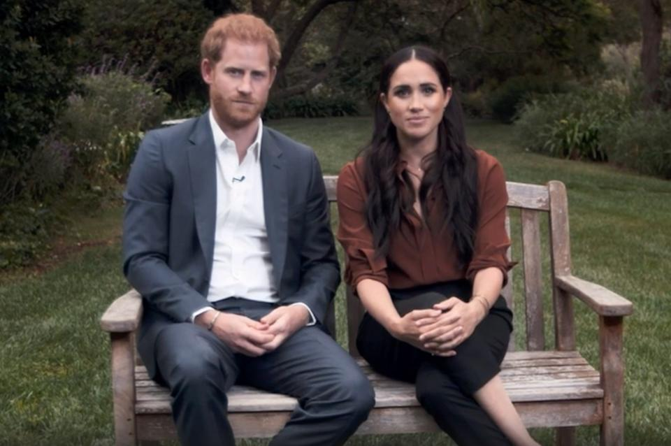 prince harry and meghan markle advocate for voting in time 100