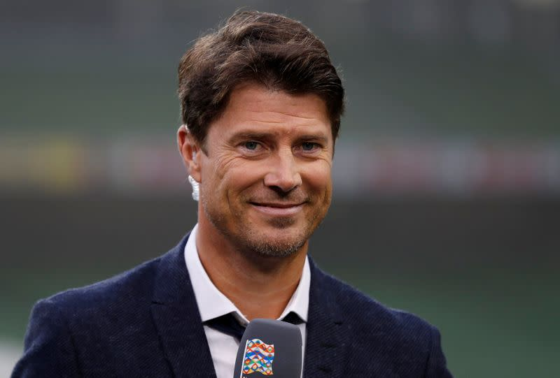 Rangers and Denmark great Laudrup wins cancer battle