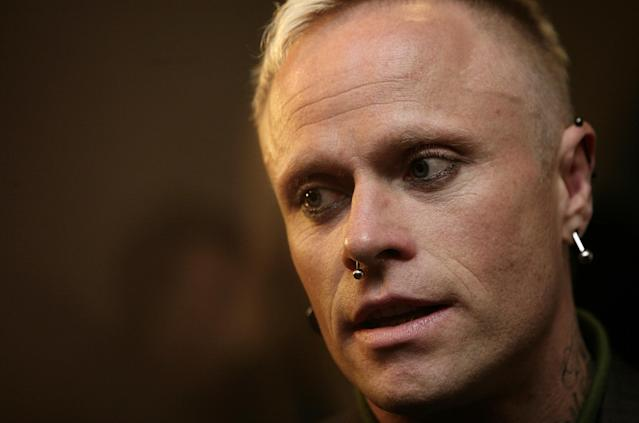 Keith Flint died on March 4 2019. (PA)