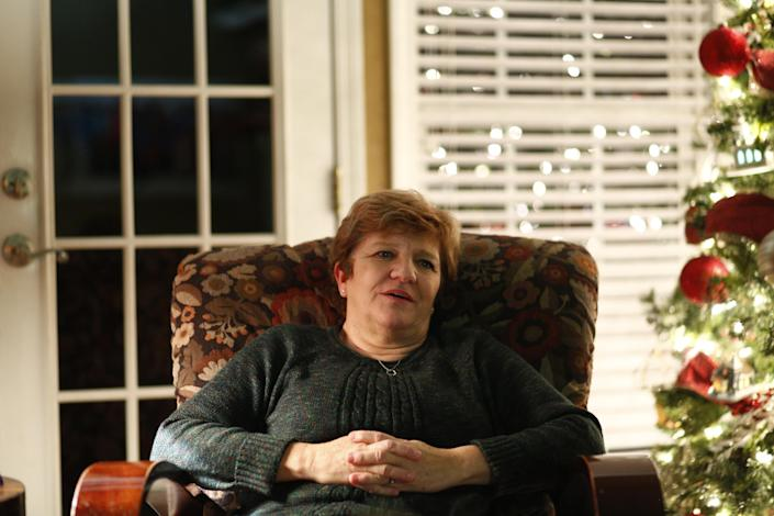 Lynette Thetford was wounded in the shooting at Westside Middle School. (Photo: Eric Thayer for Yahoo News)