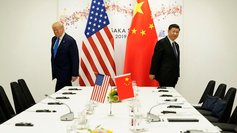 Donald Trump suggests meeting with China's Xi Jinping to reach 'humane' response to Hong Kong protests