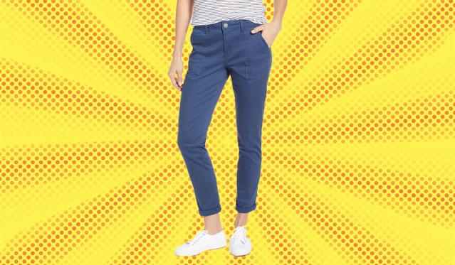 Classic cargo pants, but somehow way cooler. (Photo: Nordstrom)