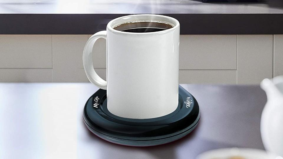 Mr. Coffee Mug Warmer. (Image via Amazon)