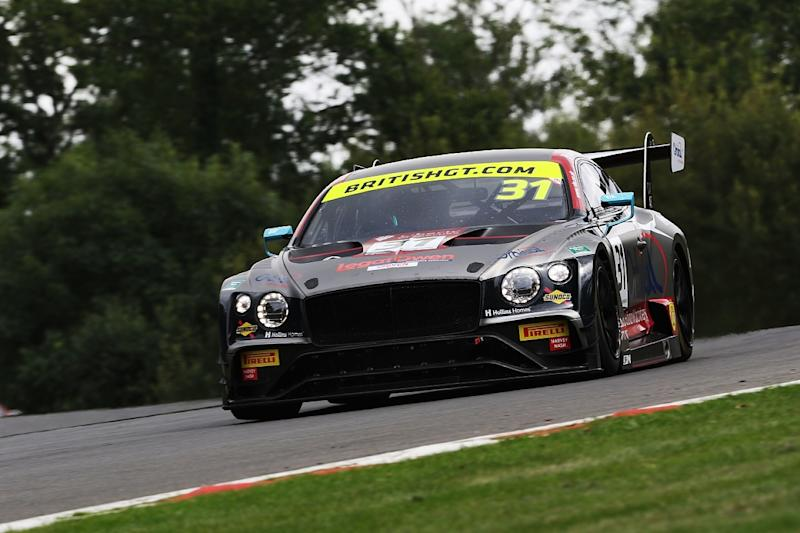 GT4 champions Fletcher, Plowman step up to GT3