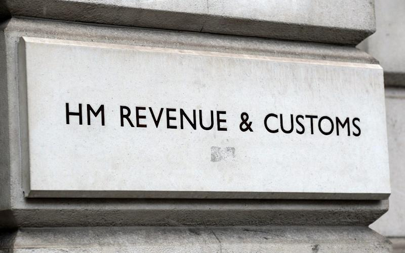The arrest was carried out by the HMRC