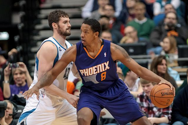 Sources: Channing Frye opts out of contract with Suns, now a free agent