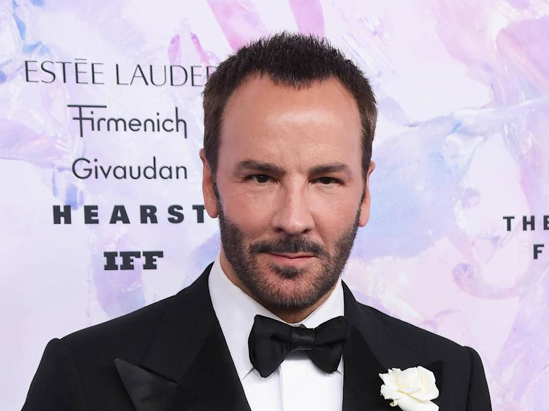 Tom Ford wants to include international designers in CFDA Awards