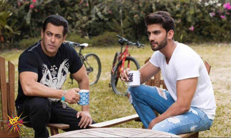 Title Revealed Of Salman Khan's Next Production Starring Zaheer Iqbal!