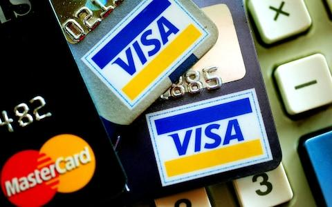 Credit cards - Credit: Rui Vieira/PA Wire