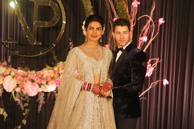 All the Details on Priyanka Chopra's Gorgeous Wedding Makeup