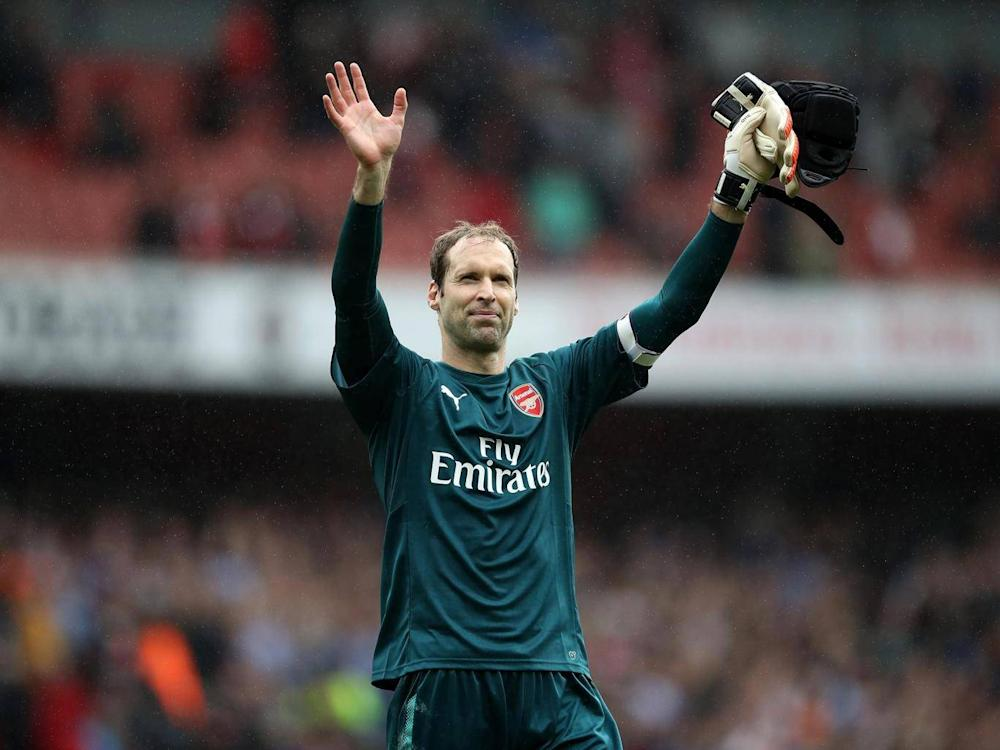 Cech believes Tottenham must back their fine form up with a trophy (Getty)