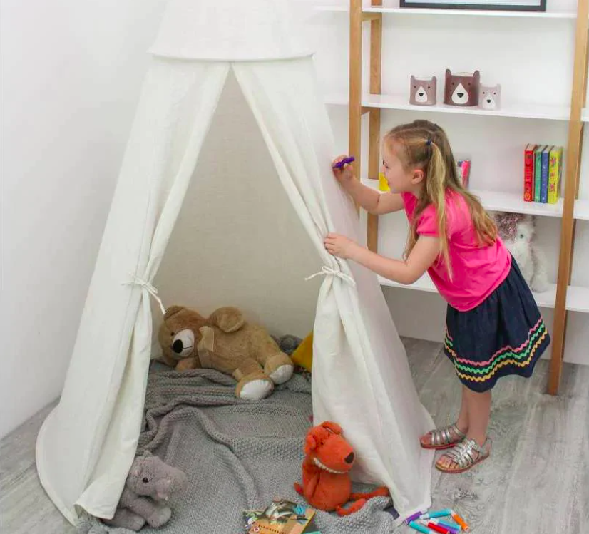 Hobbycraft kids activities decorate your own tent