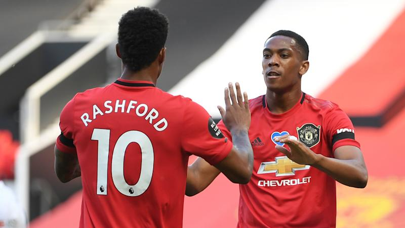 'Martial & Rashford reaching 20 goals is long overdue' - Man Utd duo have to deliver 'season in, season out', says Cole