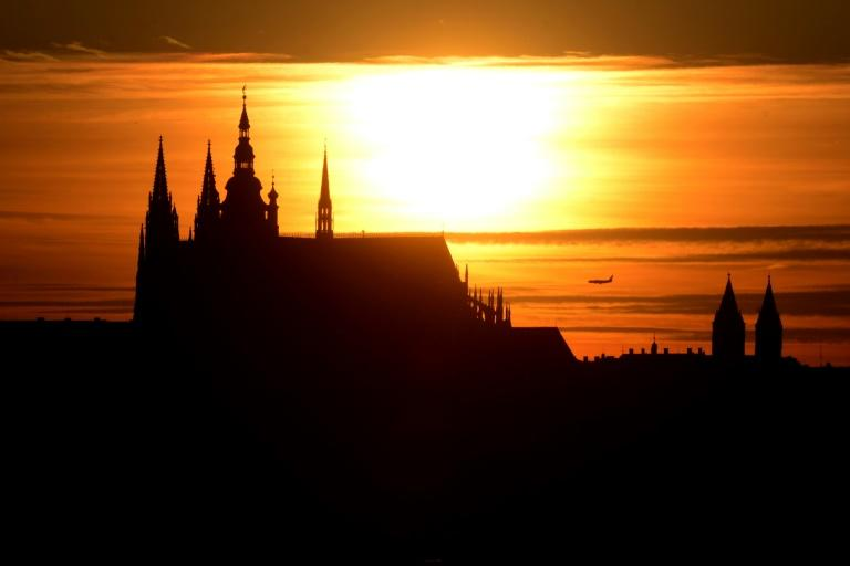 Temperatures in Prague reached 37.9 degrees Celsius on June 30, the highest on record in the Czech capital since 1775, the weather service said (AFP Photo/Michal CIZEK)