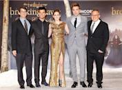 <p>Jacob, Ethan, Michael, Emma, Isabella, and Emily were huge in 2008. Giving the No. 2 name a boost? The film <em>Twilight</em> premiered in 2008, and the real name of Kristin Stewart's character Bella Swan is Isabella — which would hit the top spot the following year.</p>