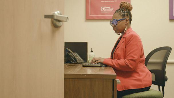 PHOTO: Kawanna Shannon is the director of surgical services at the last abortion clinic in Missouri. (ABC)