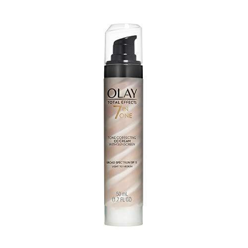 """<p><strong>Olay</strong></p><p>amazon.com</p><p><strong>$18.46</strong></p><p><a href=""""https://www.amazon.com/dp/B007M81A6Q?tag=syn-yahoo-20&ascsubtag=%5Bartid%7C10055.g.30611666%5Bsrc%7Cyahoo-us"""" rel=""""nofollow noopener"""" target=""""_blank"""" data-ylk=""""slk:Shop Now"""" class=""""link rapid-noclick-resp"""">Shop Now</a></p><p>This drugstore color-correcting cream clinched the spot as the best hydrator in our Lab tests — and won a <a href=""""https://www.goodhousekeeping.com/beauty/g4279/beauty-awards-2017/?slide=1"""" rel=""""nofollow noopener"""" target=""""_blank"""" data-ylk=""""slk:2017 GH Beauty Award"""" class=""""link rapid-noclick-resp"""">2017 GH Beauty Award</a>. We found it <strong>boosted skin's moisture levels by 36% over six hours</strong> <strong>and reduced the look of brown spots and pores</strong> after four weeks, making it perfect for dry skin. Not to mention, it's backed by the Good Housekeeping Seal! Good to know: We recommend wearing SPF 30+ daily, so you'll want to layer another <a href=""""https://www.goodhousekeeping.com/beauty/anti-aging/g1288/best-sunscreens/"""" rel=""""nofollow noopener"""" target=""""_blank"""" data-ylk=""""slk:sunscreen"""" class=""""link rapid-noclick-resp"""">sunscreen</a> under this product to stay protected. </p>"""