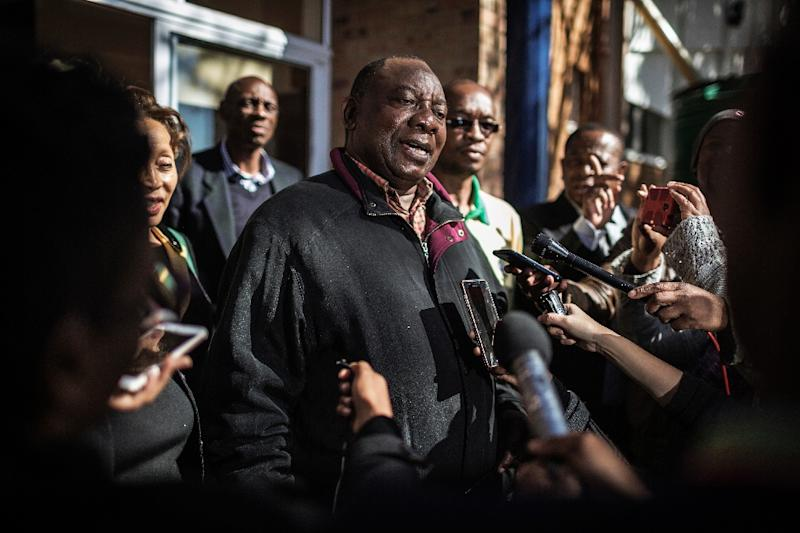 South Africa's ANC dismisses Zuma removal report as 'fabrication'