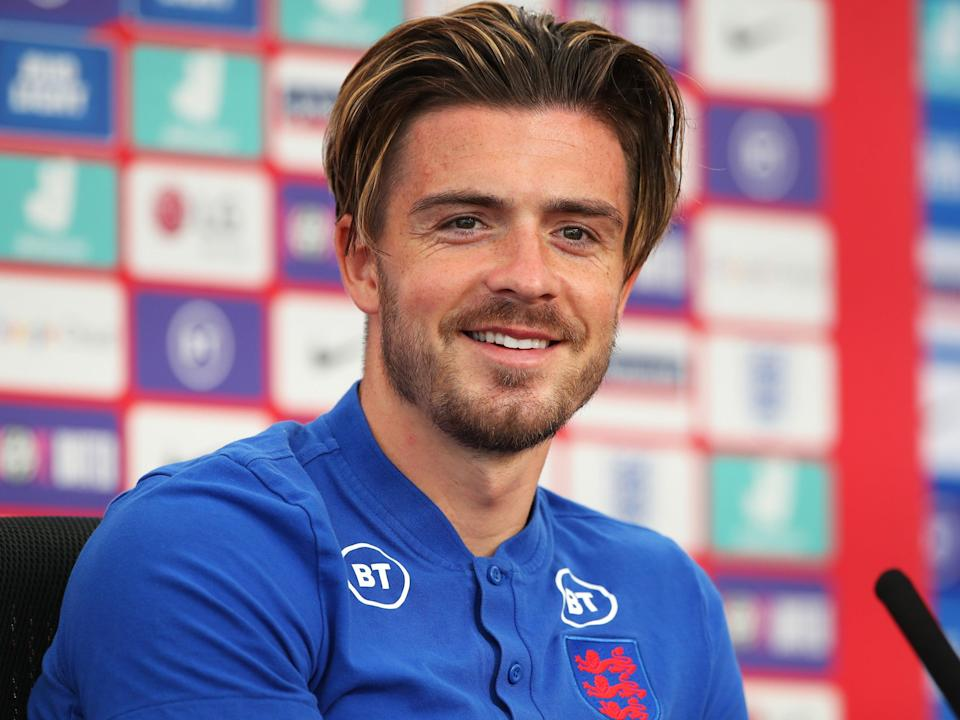 England playmaker Jack Grealish (Getty Images)