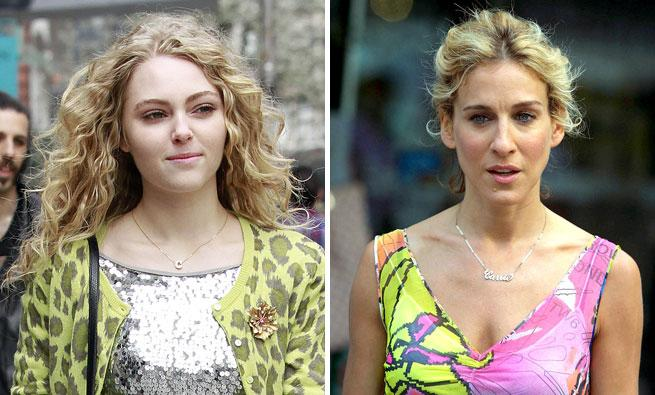 The Carrie Diaries Stylist Eric Daman On AnnaSophia Robb's Eighties Wardrobe