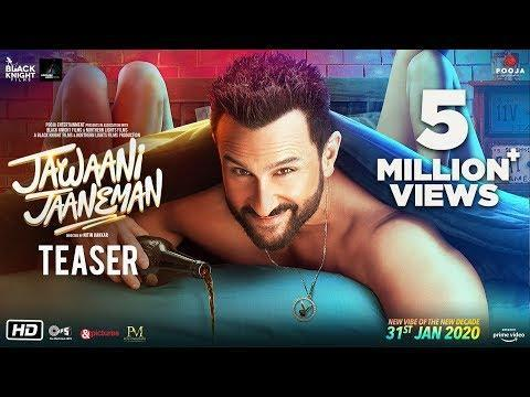 """<p>Forty-year-old bachelor Jazz Singh (Saif Ali Khan) has always lived his life to the fullest. The London property broker works all day, and parties all night, going from one one-night-stand to the next. But when he discovers that he has a 21-year-old daughter, his whole world turns upside-down, and he begins to rethink his life choices.</p><p><a href=""""https://www.youtube.com/watch?v=7N4JMe5M6GA"""" rel=""""nofollow noopener"""" target=""""_blank"""" data-ylk=""""slk:See the original post on Youtube"""" class=""""link rapid-noclick-resp"""">See the original post on Youtube</a></p>"""