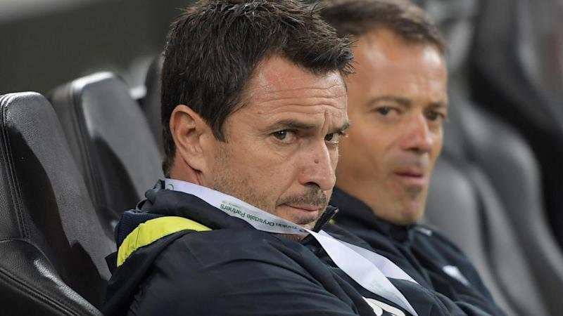 Mariners coach Paul Okon isn't too perturbed by the loss to Blacktown in the FFA Cup.