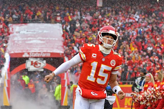 Simply saying the weather will be cold at Arrowhead Stadium for Sunday's AFC Championship Game between the Kansas City Chiefs and New England Patriots would be quite an understatement.