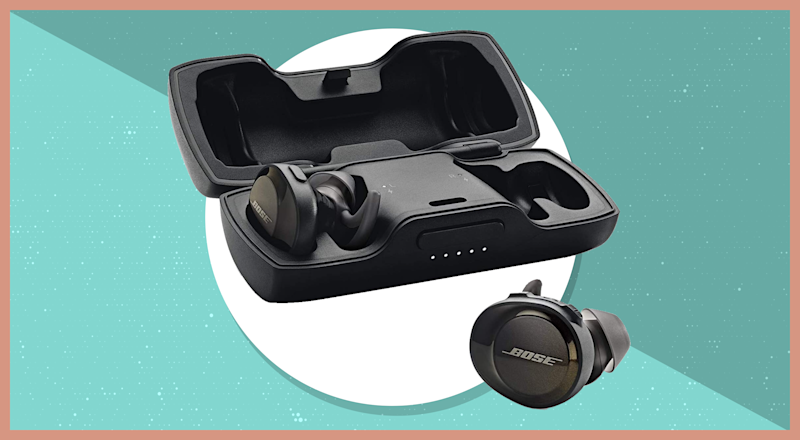 Save $50 on these Bose SoundSport Free True Wireless Earbuds. (Photo: Bose)