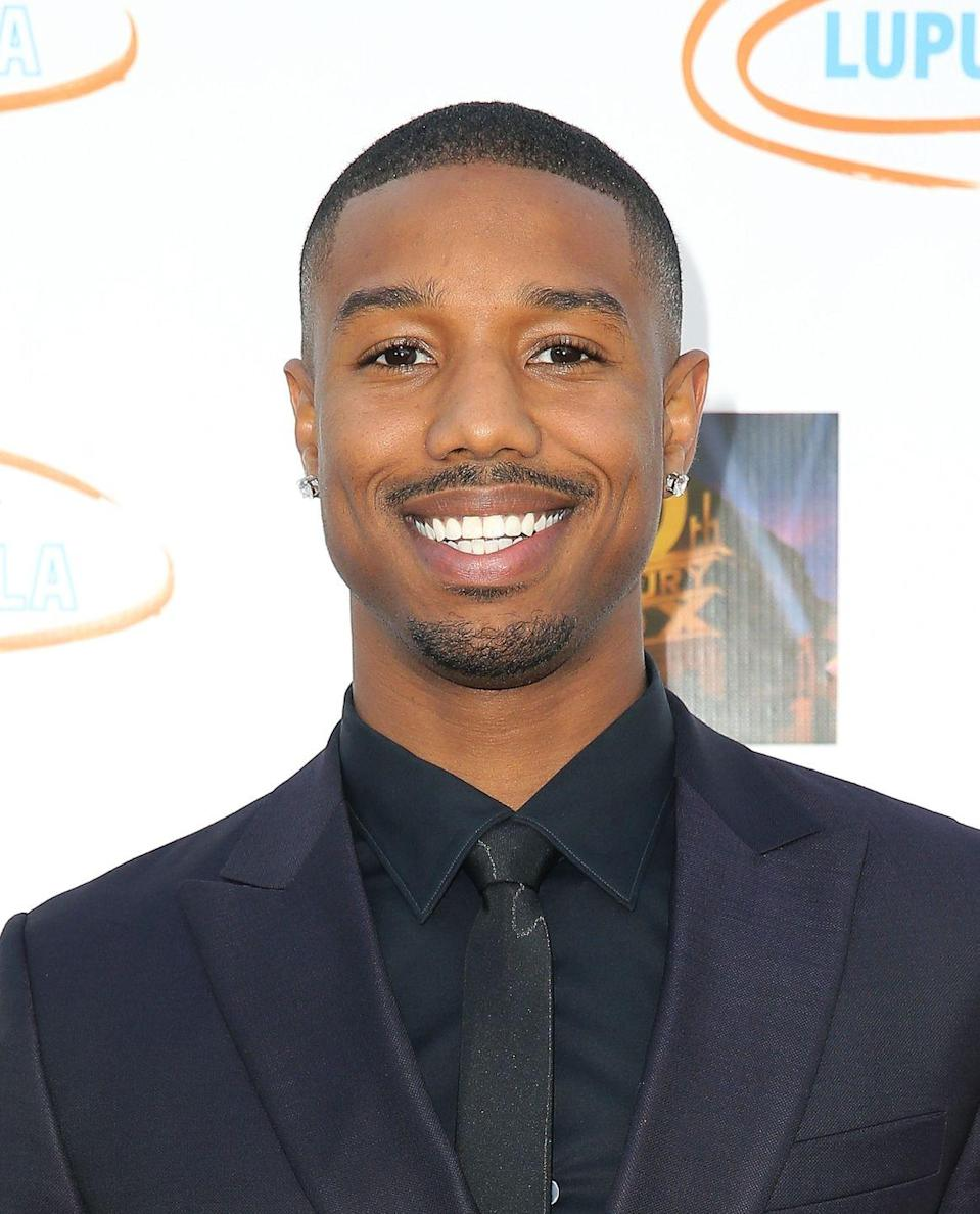 <p>Michael B. Jordan's starring role in <em>Creed </em>put him on the map in a big way—and we think his striking facial hair helped.</p>