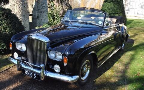 Bentley S3 up for auction