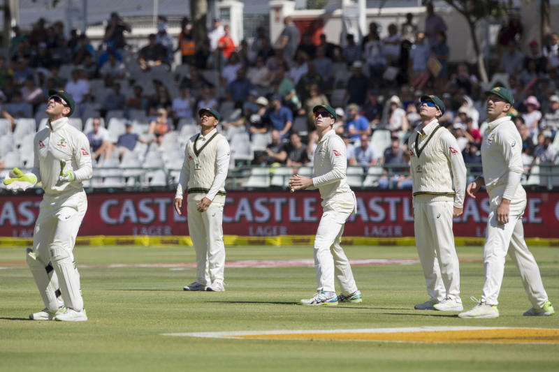 England suspected Aussie ball-tampering during the Ashes