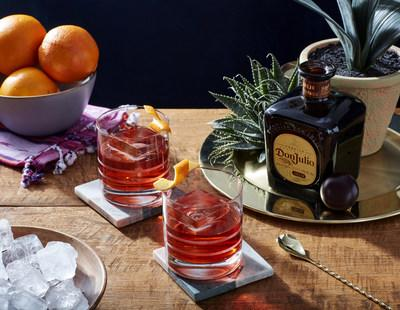 Nominees' Negroni Tequila Don Julio Governors Ball Cocktail Created by Charles Joly