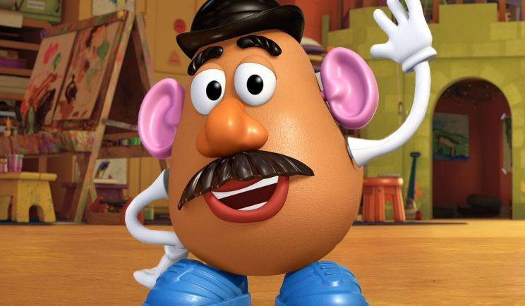 Surely Mr Potato Head will remain in Toy Story 4? - Credit: Disney/Pixar