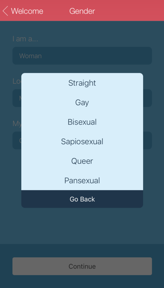 Sapiosexual online dating