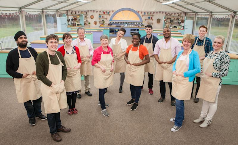 Church pastor tells of 'wonderful' Great British Bake Off experience