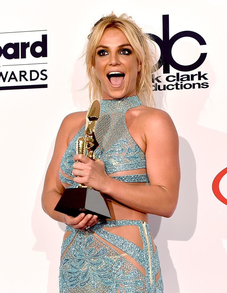 "<p>While continuing to keep busy with her ongoing Las Vegas residency show, Britney Spears excited fans early in 2016 with the news she was working on her ninth studio album — her first in three years. While everyone waited for the music, in May, she executed an eye-catching medley of her past hits for the Billboard Music Awards (as well as accepted the prestigious Billboard Millennium Award, an honor bestowed on only two other artists to date). It was rumored she was going to unveil her new single then; however, she waited until July to release ""Make Me"" f/G Eazy. Her full-length, ""Glory,"" arrived the following month, dropping just after her much-publicized triumphant return to the MTV Video Music Awards — a stage she hadn't performed on since 2007, when her infamous ""Gimme More"" left viewers wanting less. By the end of the year, Spears was reportedly working on yet another album (details hazy at this point). (Photo: David Becker/Getty Images) </p>"