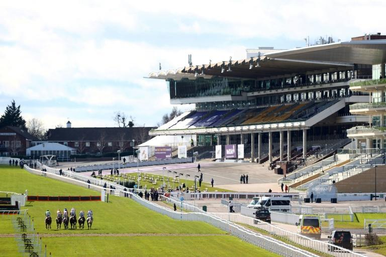 The 2021 Cheltenham Festival is taking place in front of empty stands because of coronavirus restrictions