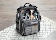 <p>Highly rated and complete with 17 compartments and two insulated side pockets, the <span>Baby Brezza Ultimate Changing Station Backpack</span> ($100) is a great option for parents who have more than one kiddo in diapers. </p>
