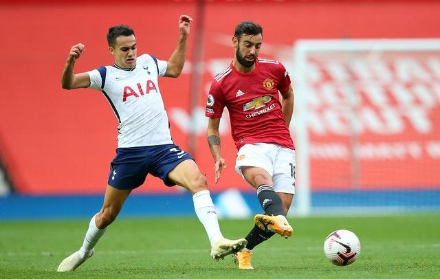 Sergio Reguilon is among the players receuited by Tottenham