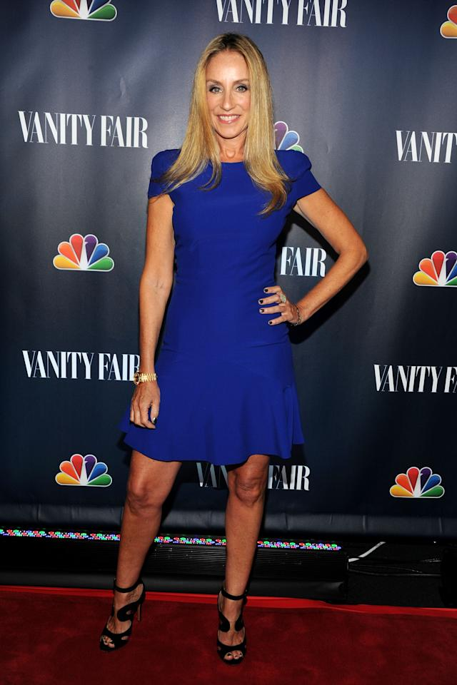 NEW YORK, NY - SEPTEMBER 16: Tracy Pollan attends NBC's 2013 Fall Launch Party Hosted By Vanity Fair at The Standard Hotel on September 16, 2013 in New York City. (Photo by Ben Gabbe/Getty Images)
