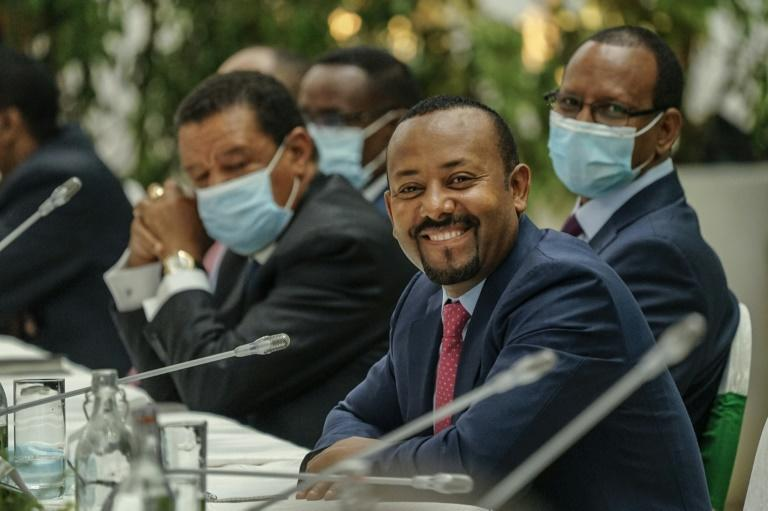 Abiy is running for a new term in hotly anticipated national elections next month