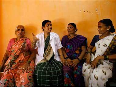 Free diagnostic camps seek to revolutionise healthcare in rural India, but affordability of medicines affecting impact