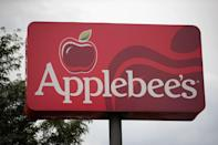 """<p>Select Applebee's restaurants will be open on Thanksgiving and will serve a special holiday menu. Others will have limited hours. You should <a href=""""https://www.applebees.com/en/restaurants?provides=onlineordering"""" rel=""""nofollow noopener"""" target=""""_blank"""" data-ylk=""""slk:call ahead to your local restaurant"""" class=""""link rapid-noclick-resp"""">call ahead to your local restaurant</a> to be absolutely certain that they're open on the day-of! </p><p><strong><a href=""""https://www.applebees.com/en/restaurants"""" rel=""""nofollow noopener"""" target=""""_blank"""" data-ylk=""""slk:Find a location"""" class=""""link rapid-noclick-resp"""">Find a location</a>.</strong></p>"""