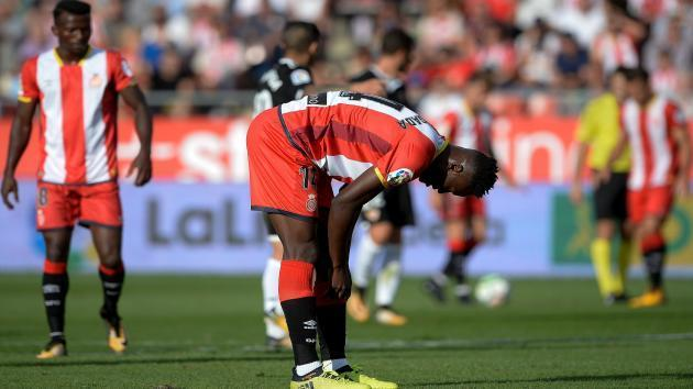 <p>Michael Olunga chopped as Caf release final five short-list</p>