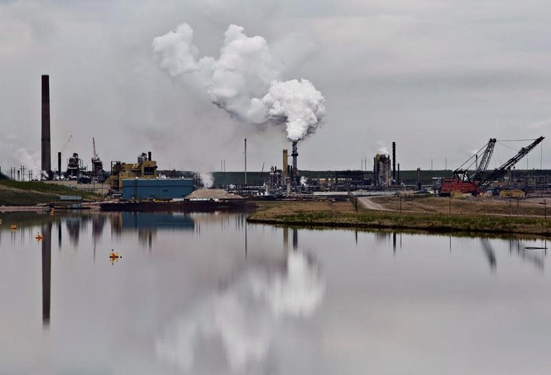 New study suggests oilsands greenhouse gas emissions underestimated