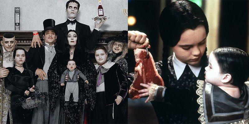 《愛登士家庭》(The Addams Family)