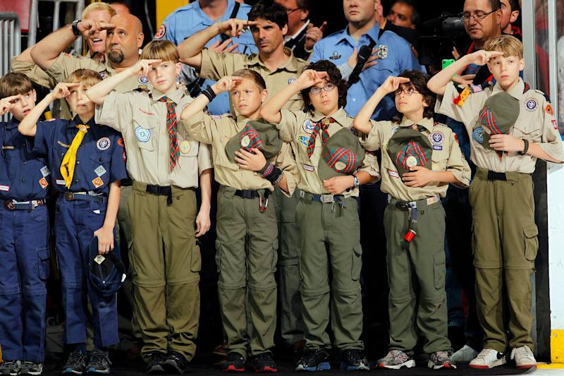 Boy Scouts of America announced Wednesday that the organization would be allowing girls to join its Cub Scout program and developing a scouting program for older girls to enable them toearn the rank of Eagle Scout.