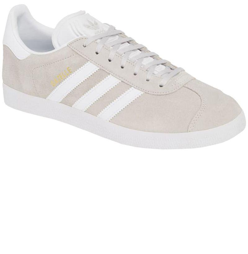 """<p><strong>ADIDAS</strong></p><p>nordstrom.com</p><p><strong>$59.90</strong></p><p><a href=""""https://go.redirectingat.com?id=74968X1596630&url=https%3A%2F%2Fshop.nordstrom.com%2Fs%2Fadidas-gazelle-sneaker%2F4387102&sref=http%3A%2F%2Fwww.esquire.com%2Fstyle%2Fmens-fashion%2Fg28435996%2Fnordstrom-anniversary-2019-sale-clothes-fashion-deals%2F"""" target=""""_blank"""">BUY</a></p><p>After Sale: $79.95</p>"""