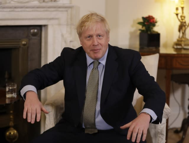 "Boris Johnson said he is ""looking at"" abolishing the licence fee"